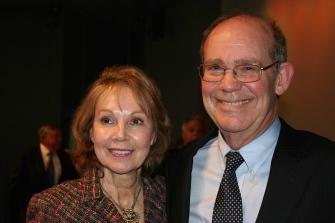 David and Julie Eisenhower now